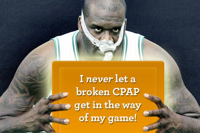 Shaq-CPAP