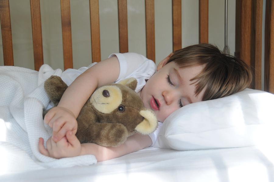 bigstock-Little-Boy-Sleeping-With-Teddy-3745988