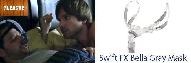 Ruxin vs Swift FX Bella Grey