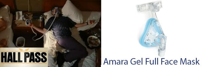 Fred vs Amara Gel