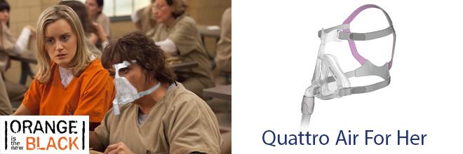 Anita vs Quattro Air for Her