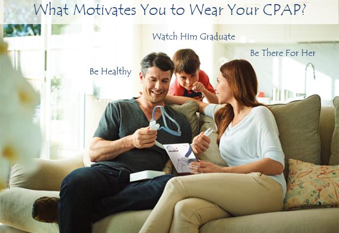CPAP-Motivation