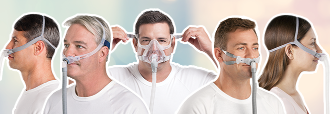The Beauty Of Cpap Masks Is That They Are Interchangeable