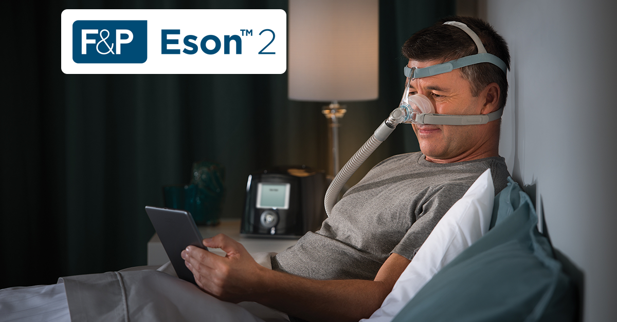 Image result for F&P Eson 2 Nasal Mask