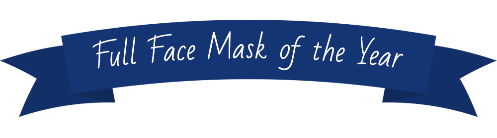 full face mask of the year