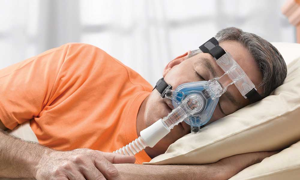 comfort gel nasal mask