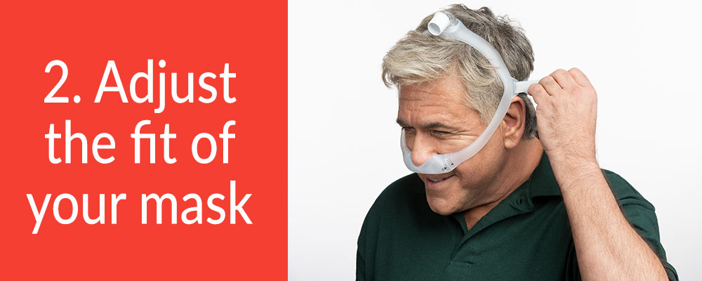 How to Minimize CPAP Mask Nose Sores - Easy Breathe