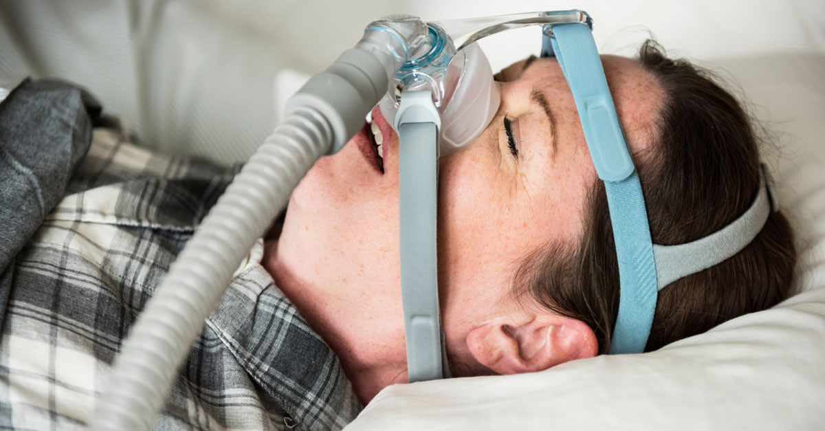 Should I Use A Chin Strap With My Cpap Mask Easy Breathe