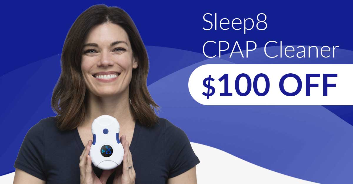 Sleep8 CPAP Sanitizer Special
