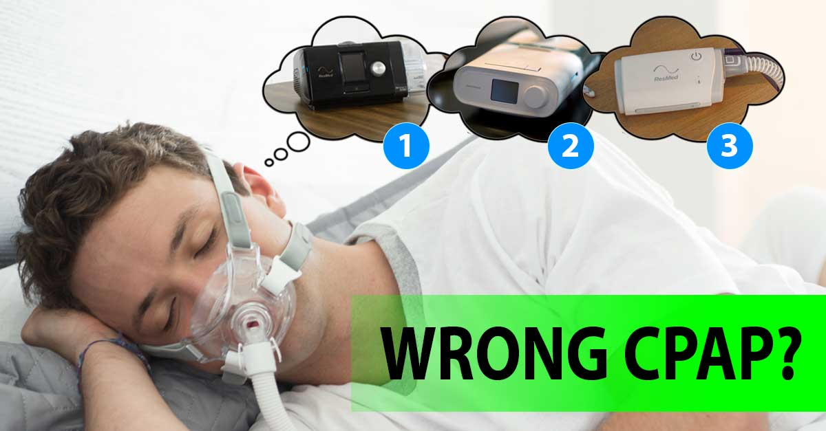 CPAP Machine Finder