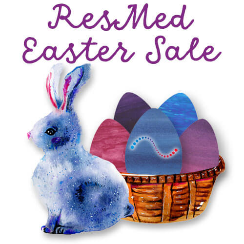 Easter ResMed CPAP Sale - Easy Breathe