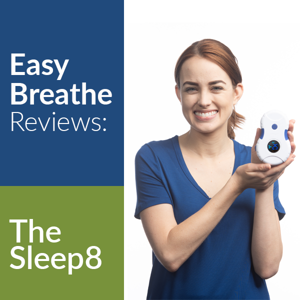Easy Breathe Reviews the Sleep8 CPAP Cleaner