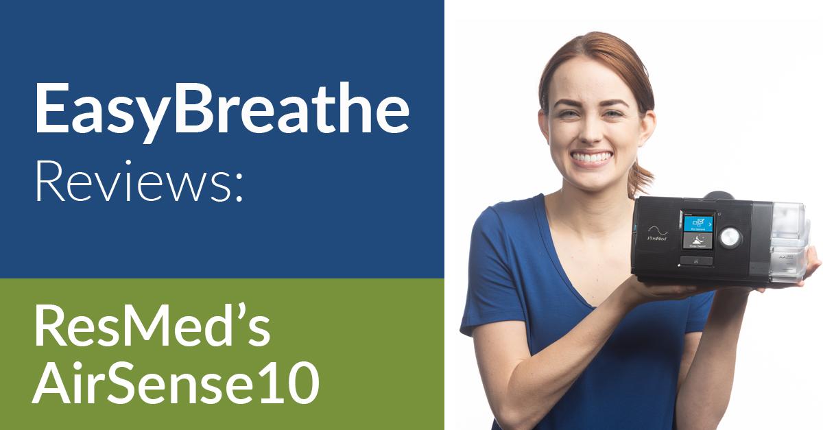 Easy Breathe's ResMed AirSense 10 Review!