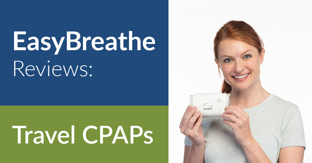 Easy Breathe Travel CPAP Machine Review