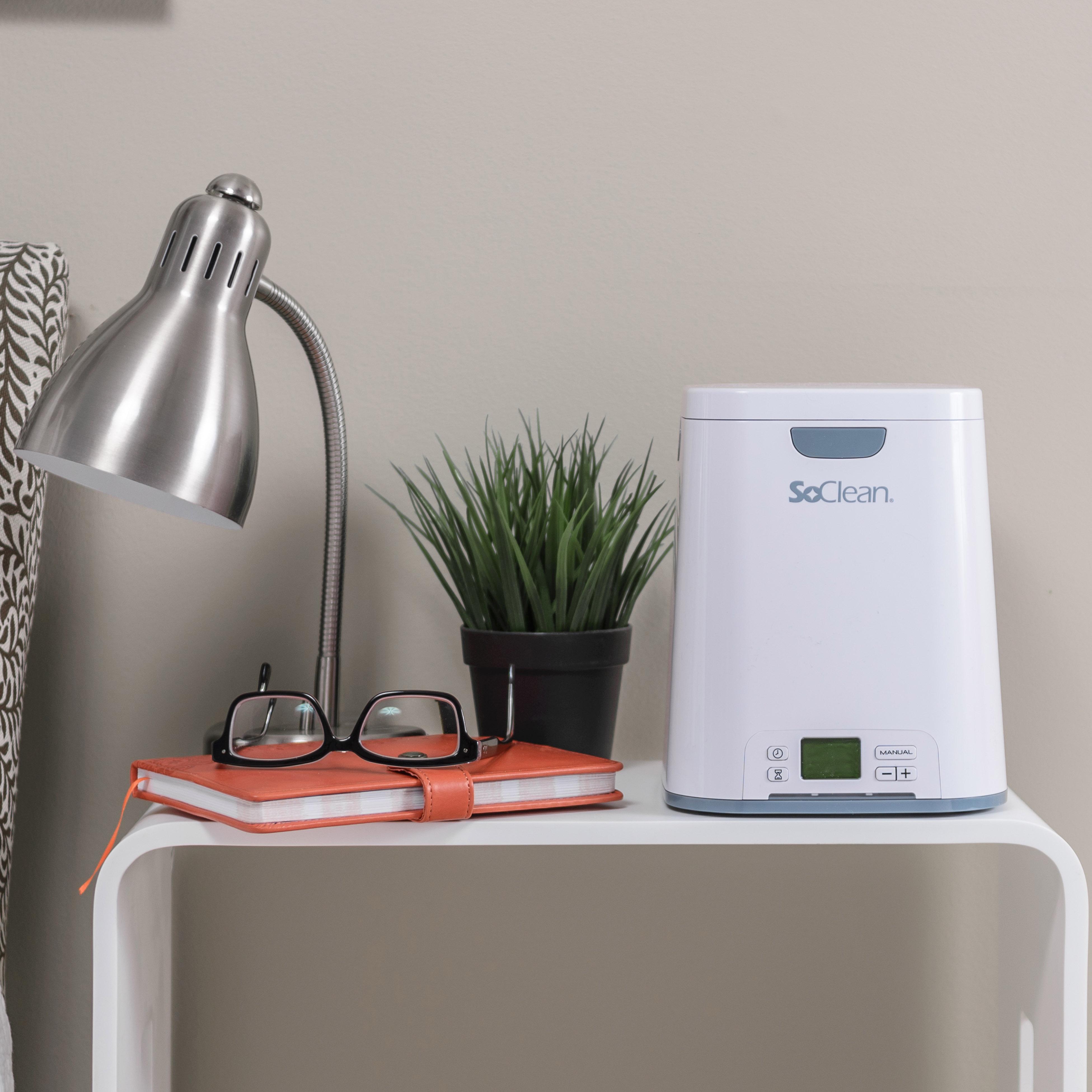 SoClean 2: How to Clean CPAP Tubing