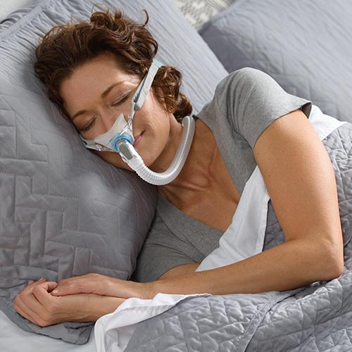 F&P Brevida Nasal Pillow Mask - Best CPAP Nasal Pillow Masks