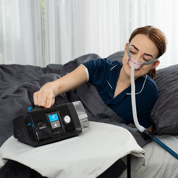 CPAP Equipment Basics: CPAP machine, mask, tubing