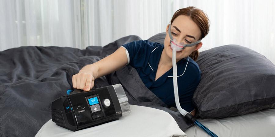 ResMed AirSense 10 CPAP Machine