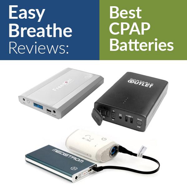 Best CPAP Battery | Easy Breathe Reviews