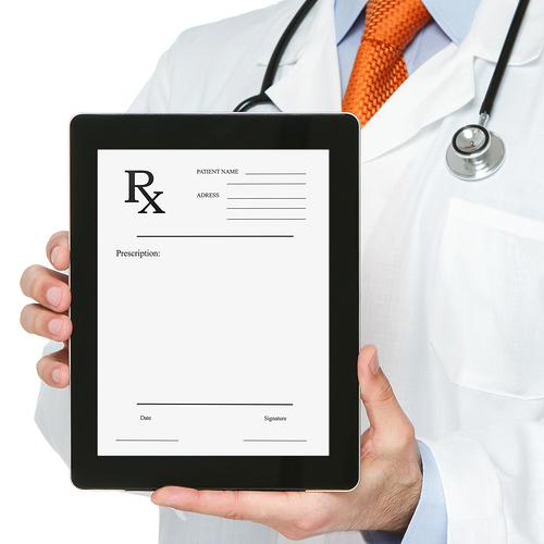 CPAP Prescription (Rx)