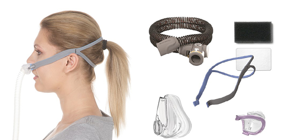 CPAP Supplies for CPAP therapy
